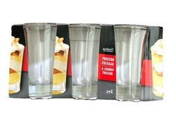 Cooking Concepts 1.5-oz. Dessert Shot Glasses, 3-ct. Packs
