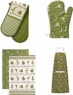 100% Cotton Kendal Heat Resistant Thick Oven Mitt Drying Tea
