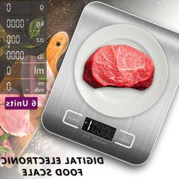 11lb,5KG Digital Kitchen Food Cooking Baking Scale Weight Me