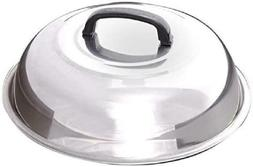 """12"""" Round Basting Cover Cheese Melting Dome Steaming Cover G"""