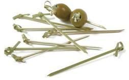 Norpro 191 Bamboo Knot Picks 50 Piece Pack