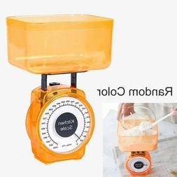 1KG Kitchen Scale Food Weight Scale Baking Mechanical Dial S