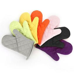 1Pc Oven Gloves Kitchen Cooking Pot Holder Thick Heat Resist