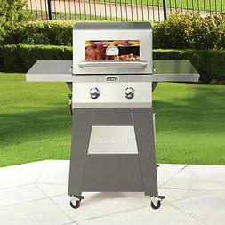 Cuisinart 2 Burner BBQ Gas Grill Barbeque Outdoor Cooking St