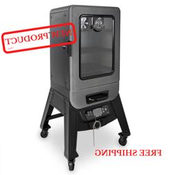 2-Series Digital Electric Vertical Smoker With Rack Outdoor