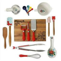 20-Piece Gadget Set Kitchen Cooking Tools Woman The Pioneer