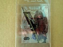 2016 Star Wars High Tek Autographs Strong Cooke Tuggs Auto