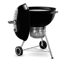 "Weber 22"" Original Kettle Premium Charcoal BBQ Grill Outdoor"