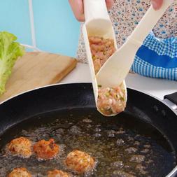 2Pcs/Set DIY  Meatball Maker Meat Kitchen Cooking Tools Gadg