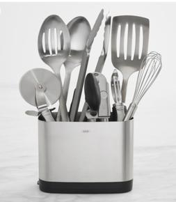 OXO 3114500 Steel 9 Piece Set 9, One Size, Silver