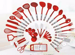 38 Piece Premium Kitchen Utensil Gift Set Cooking Tools Gadg