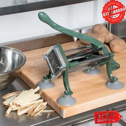 Choice 6 Wedge French Fry Cutter With Suction Feet