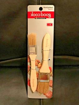 Good Cook Classic Set of 2 Pastry/Basting Brush