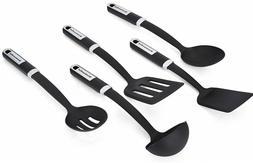 KitchenAid Gourmet 5 Piece Tool Set, Black