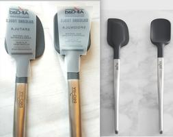 All Clad Silicone Spatulas, Set of 2 NEW includes Spatula &