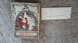Antique 1900 Twentieth Century Cook Book and Practical House