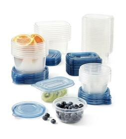 Art Cook 100 Piece Food Storge Container Set