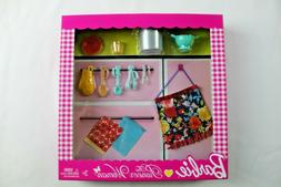 Barbie The Pioneer Woman Pasta Cooking Set 10+ Pieces Ree Dr