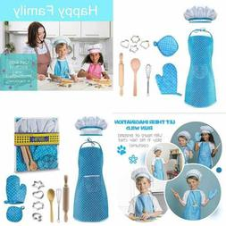 Boys Toys Age 3 12 Year Old Kids Gifts Cooking Set For 5 13