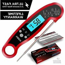 Bundle Cook Grill BBQ Meat Thermometer Digital W Temperature