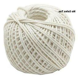 Butchers Twine Cotton Meat Trussing String Food Safe Oven Co