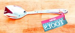NEW All Clad T230 Stainless Steel Cook Serving Spoon Silver