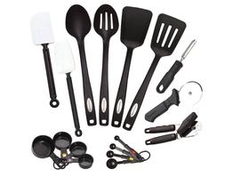 Farberware Classic 17-Piece Cooking Tool and Gadget Set, Kit