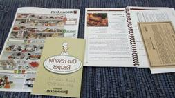 📒Cook for Life Kitchen Craft  Cookbook instruction guide
