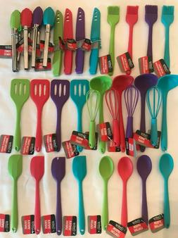 cooking concepts assorted silicone tools 5 79