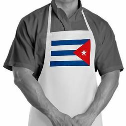 Cooking / Grilling  Apron with Flag of Cuba - Many Designs