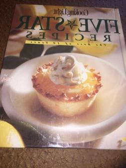 Cooking Light Five-Star Recipes by Leisure Arts Staff  Frees