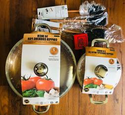 Cooking Pan and Utensil Set