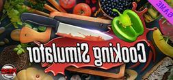 Cooking Simulator PC New Steam Account Global Digital