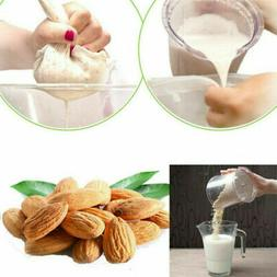 Cooking Wine Strainer Cheese Cloth Coffee Filter Nut Milk Ba