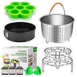 Cooking Accessories for Instant Pot 6,8 Qt, 10-Piece Instant
