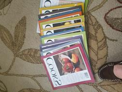 Cooks Illustrated Magazines - Lot of 14 Assorted Issues