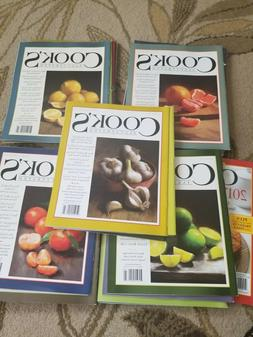Cooks Illustrated Magazines Lot of 31