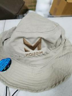 Mission Cooling Bucket Hat For Men And Women UPF 50 Sun Prot