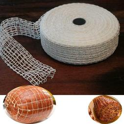 Cotton Sausage String Net Roll For Meat Hot Dog Butcher Pack