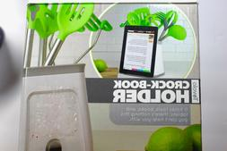 Tovolo Crock-Book, Tablet, and Cooking tools Holder great fo