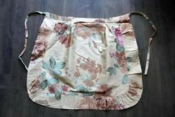 cute and color Aprons Pockets Kitchen,Cooking for Women 2 pi