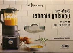 Pampered Chef Deluxe Cooking Blender NIB