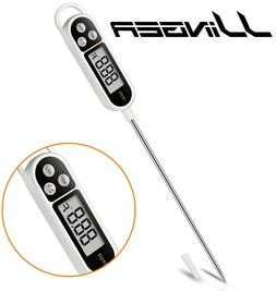 digital instant read meat thermometer kitchen cooking