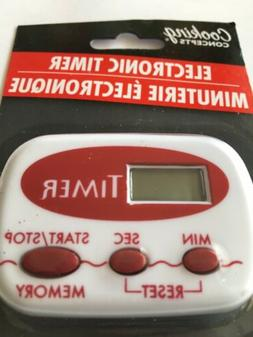 Cooking Concepts Digital Kitchen Electronic Timer