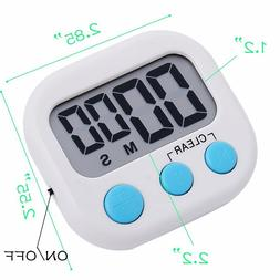 Digital Kitchen Timer Magnetic Cooking LCD for Food Househol
