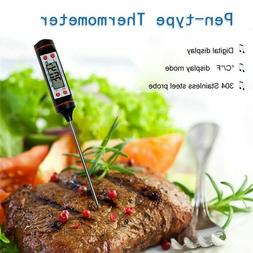 Digital Meat Thermometer Cooking Food Kitchen BBQ Probe Wate