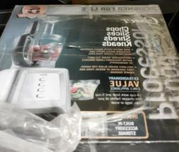 Electric Food Processor Mini Chopper Slicer Shredder Home Ki