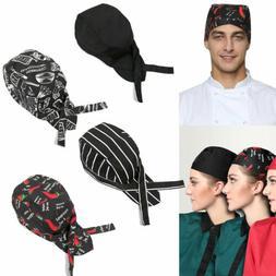 Fashion Men Women Chef Hat Catering Baker Kitchen Cook Chef