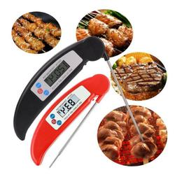 Digital Food Meat Cooking Thermometer BBQ Grill Smoker Insta