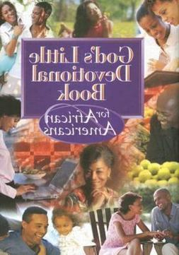God's Little Devotional Book for African Americans by Cook,